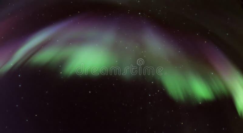 Aurora Borealis fotografie stock libere da diritti