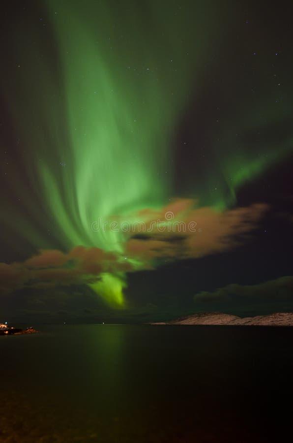 Aurora Borealis lizenzfreie stockfotografie
