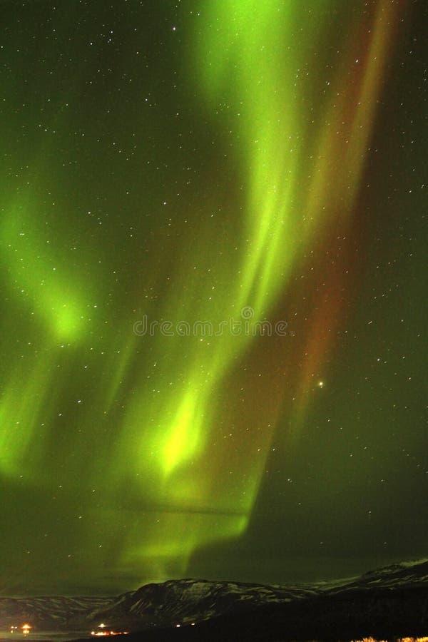 Aurora Borealis 1 photos stock