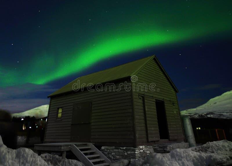 Aurora Borealis royaltyfri bild