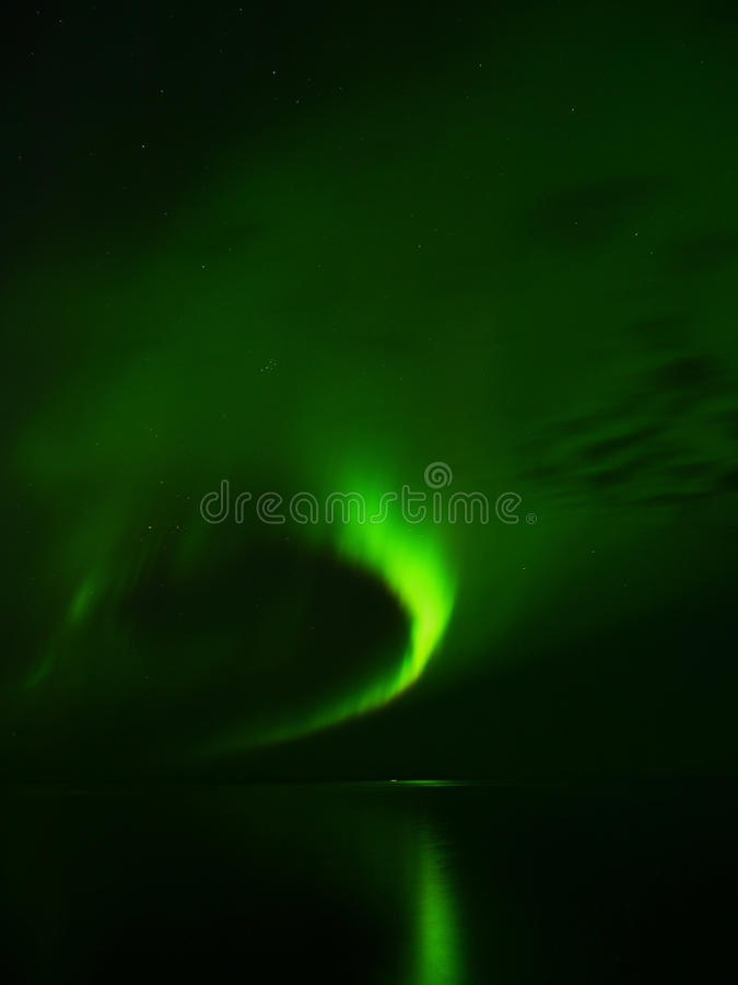 Download Aurora Borealis Stock Photo - Image: 90191575