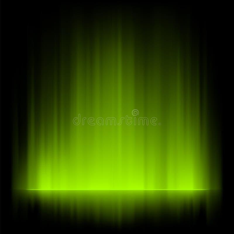 Download Aurora Borealis Background. EPS 8 Stock Vector - Image: 23361228