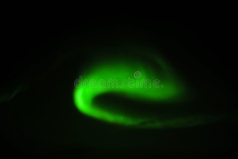 Aurora borealiswerveling stock afbeeldingen
