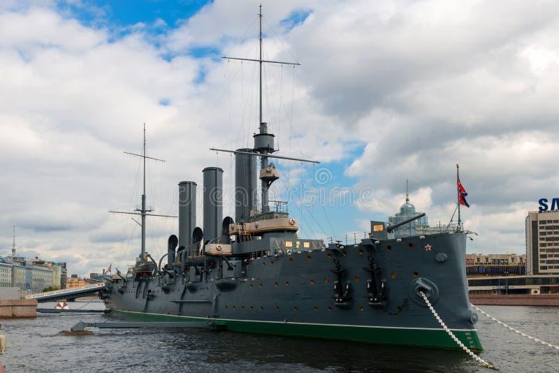 Aurora del crucero fotos de archivo libres de regalías