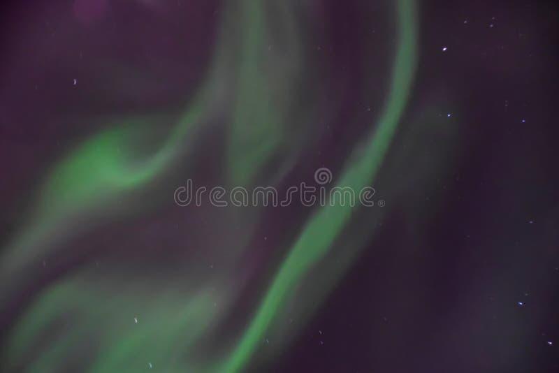 Aurora Sky Background