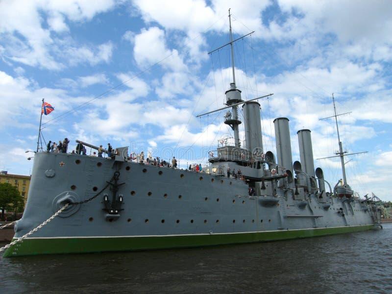 Aurora (St Petersburg) fotos de archivo