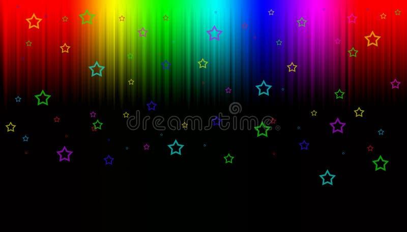 Download Aurora Wallpaper stock illustration. Illustration of design - 25050653