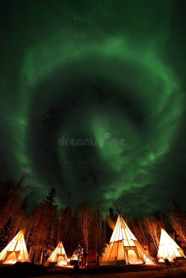 Aurora stock photos