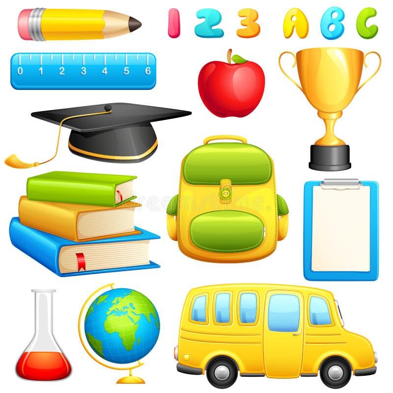 Ausbildungs-Nachricht lizenzfreie abbildung
