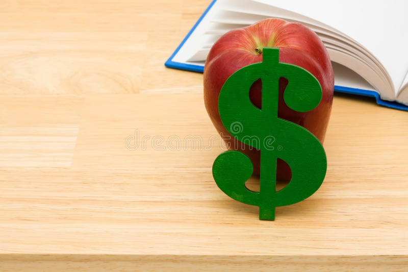 Ausbildungs-Stipendien lizenzfreie stockfotografie