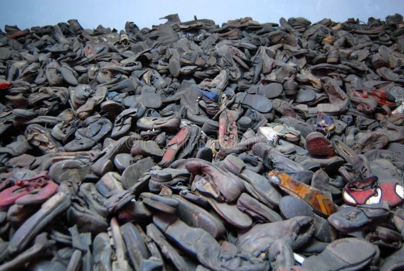 Auschwitz fotos de stock