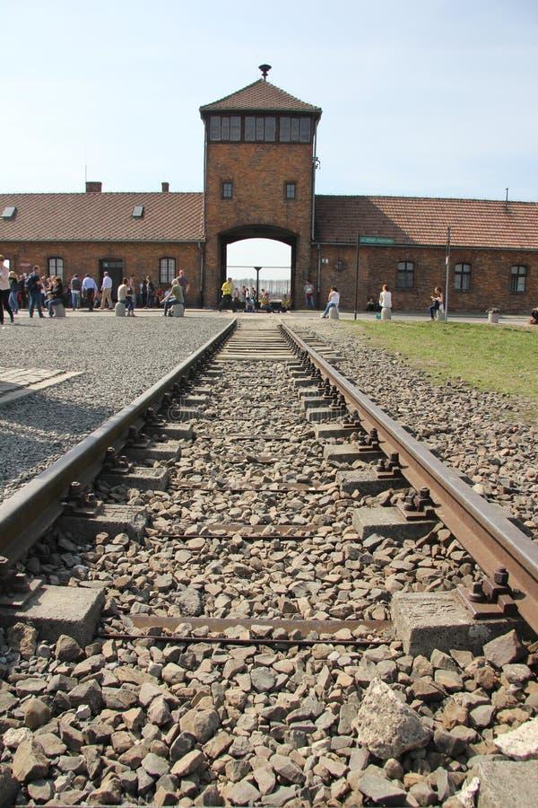 Auschwitz 2 – Birkenau - 10 στοκ εικόνα με δικαίωμα ελεύθερης χρήσης