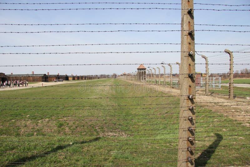 Auschwitz 2 – Birkenau - 18 στοκ εικόνα με δικαίωμα ελεύθερης χρήσης