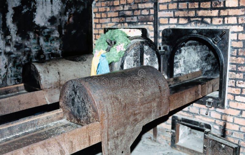 Auschwitz-Birkenau stock fotografie