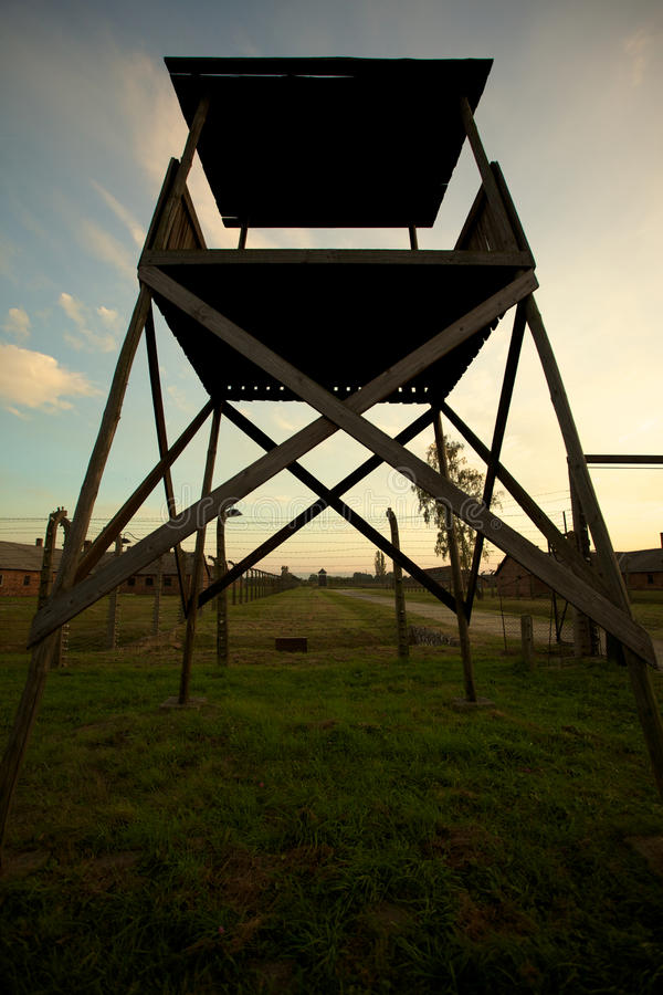 Download Auschwitz-Birkenau Concentration Camp Editorial Stock Photo - Image: 21780148