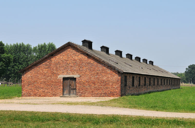 Download Auschwitz Concentration Camp Stock Image - Image of death, history: 26009093