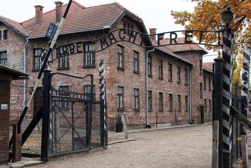 Download Auschwitz Museum Editorial Stock Photo - Image: 26641133
