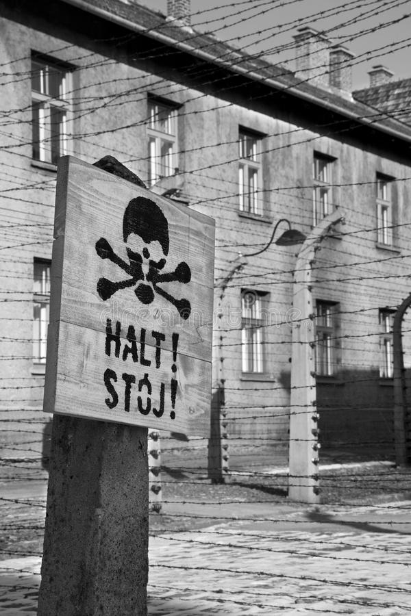 Download Auschwitz Nazi Concentration Camp - Poland Editorial Stock Photo - Image: 23580443