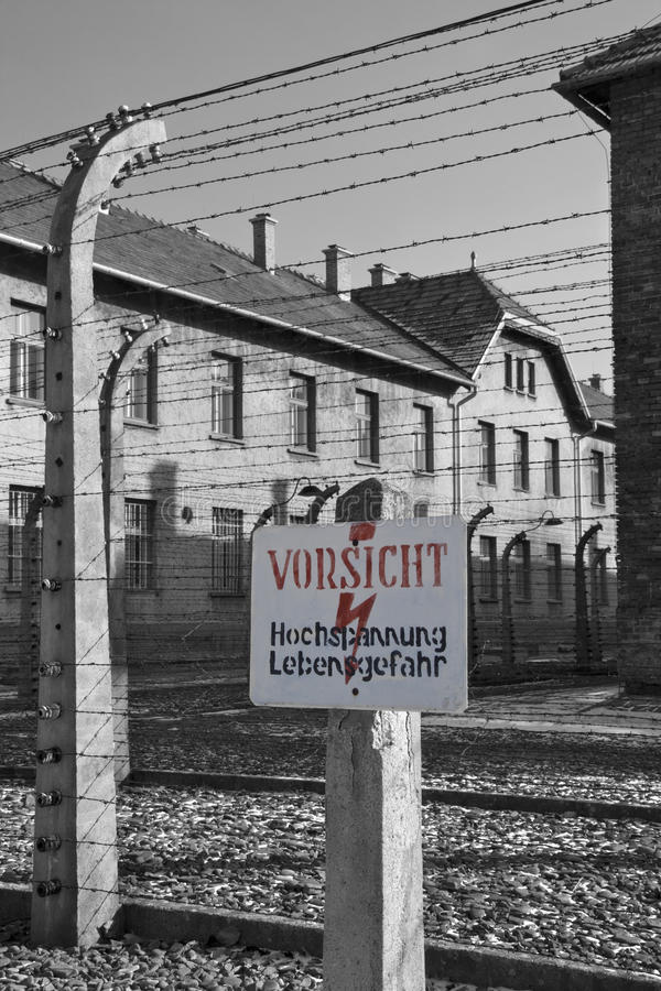 Download Auschwitz Nazi Concentration Camp - Poland Editorial Photo - Image: 23708246