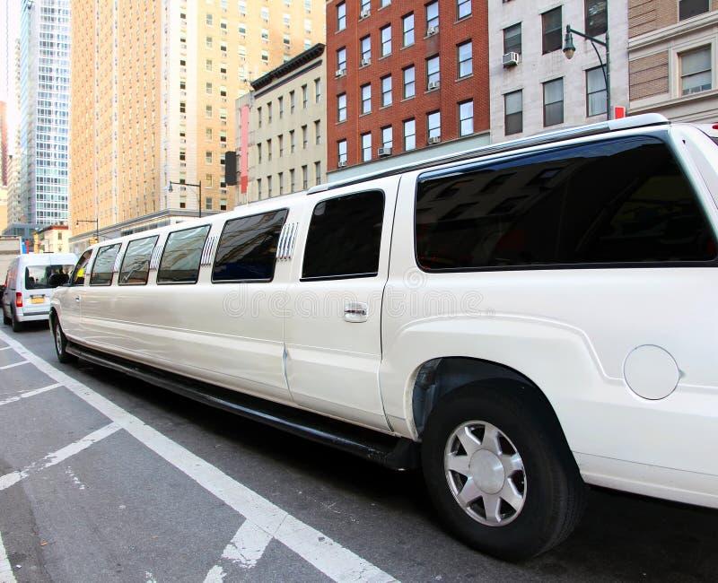 Ausdehnungs-Limousine lizenzfreie stockfotos