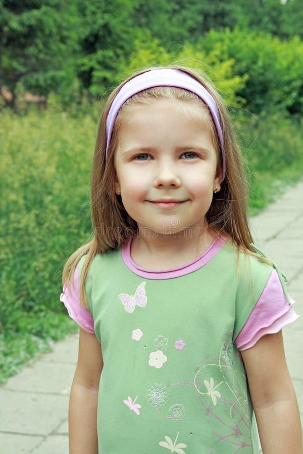 Ausdrucksvoller Anblick des Kindes lizenzfreie stockfotos