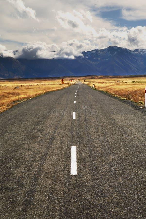 Ausflug nach Neuseeland lizenzfreie stockbilder