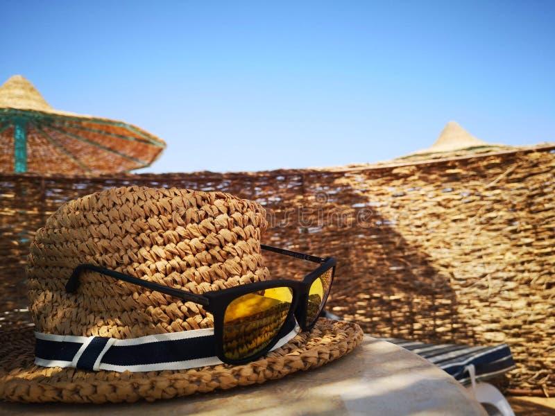 Ausflug-Sommer Ägypten stockfotos