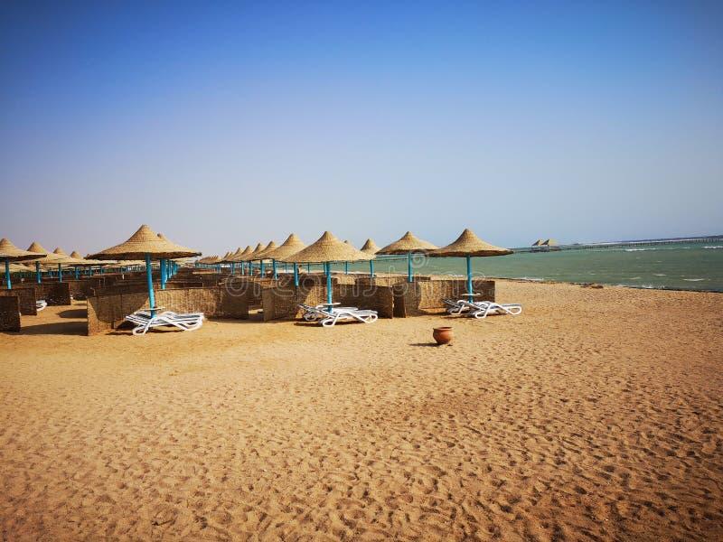Ausflug-Sommer Ägypten stockfoto