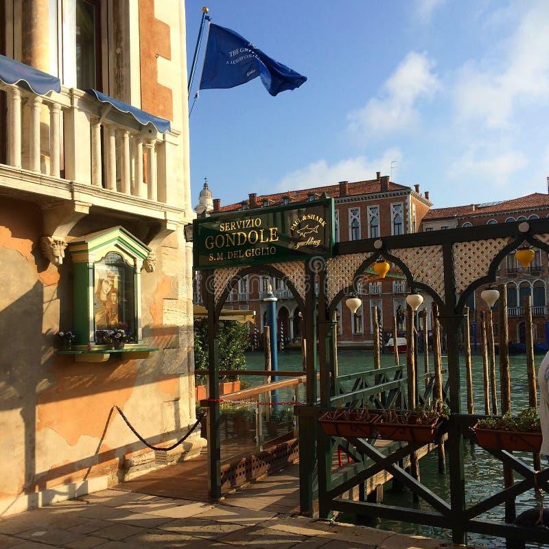 Ausflug Venedig lizenzfreies stockbild