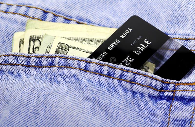 Ausgaben-Geld stockfotografie
