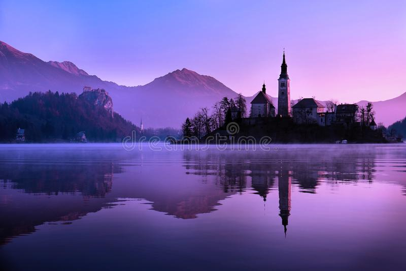 Ausgeblutete Kirche, Slowenien