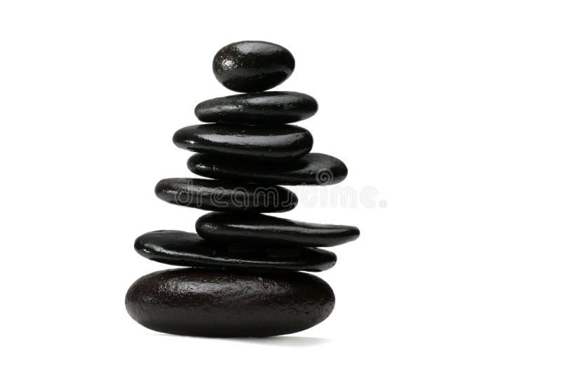 Ausgeglichene Felsen lizenzfreies stockfoto