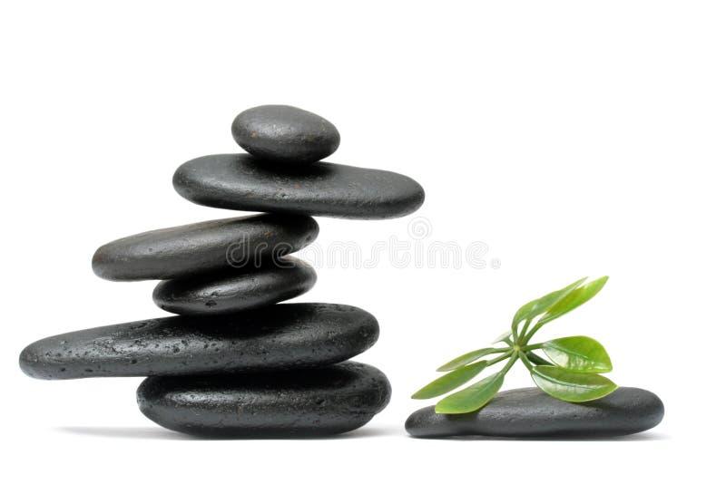 Ausgeglichene Felsen Stockfotografie