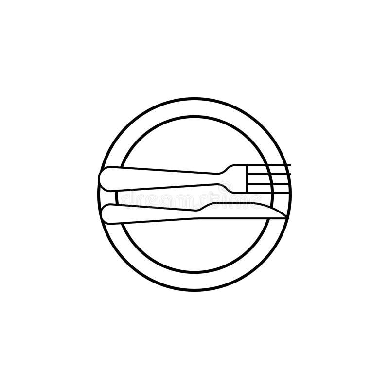 Ausgezeichnet, Tabellenetikettenikone Kann für Netz, Logo, mobiler App, UI, UX verwendet werden lizenzfreie abbildung