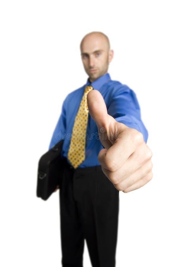Ausgezeichneter Job! stockfotografie