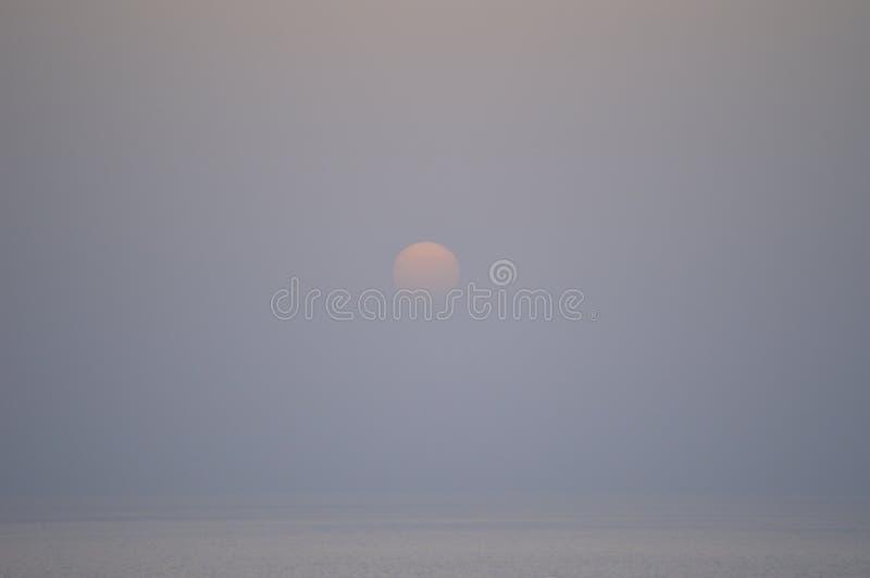 Ausgezeichneter Sonnenuntergang in Paradise der Insel von La Palma In The Canary Islands r 8. Juli 2015 Isla lizenzfreie stockbilder