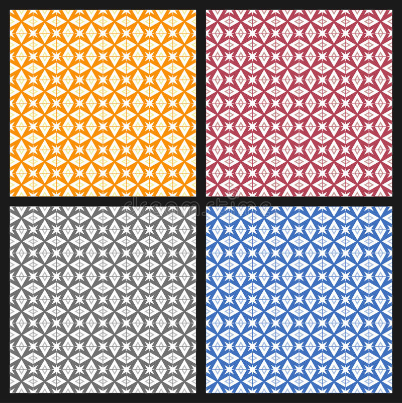 Ausgezeichnetes Muster lizenzfreies stockbild
