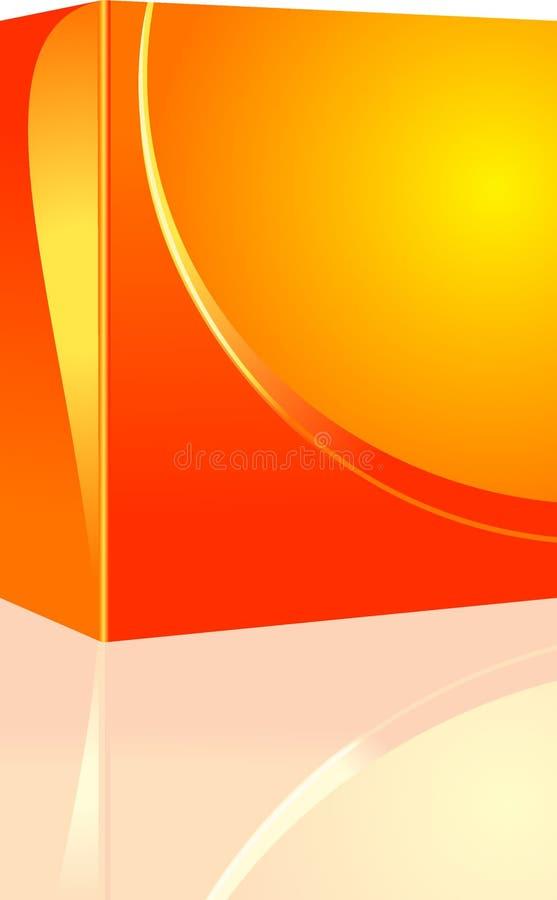 Auslegung-Software-Kasten vektor abbildung