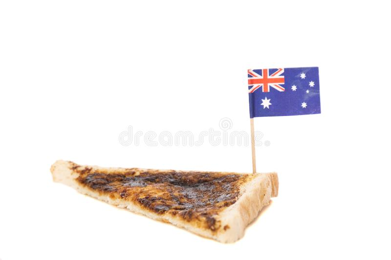 Aussie Breakfast traditionnel images stock