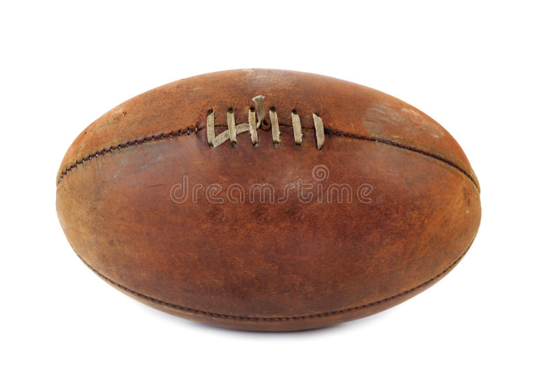 Download Aussie Rules Football stock image. Image of australian - 14828129