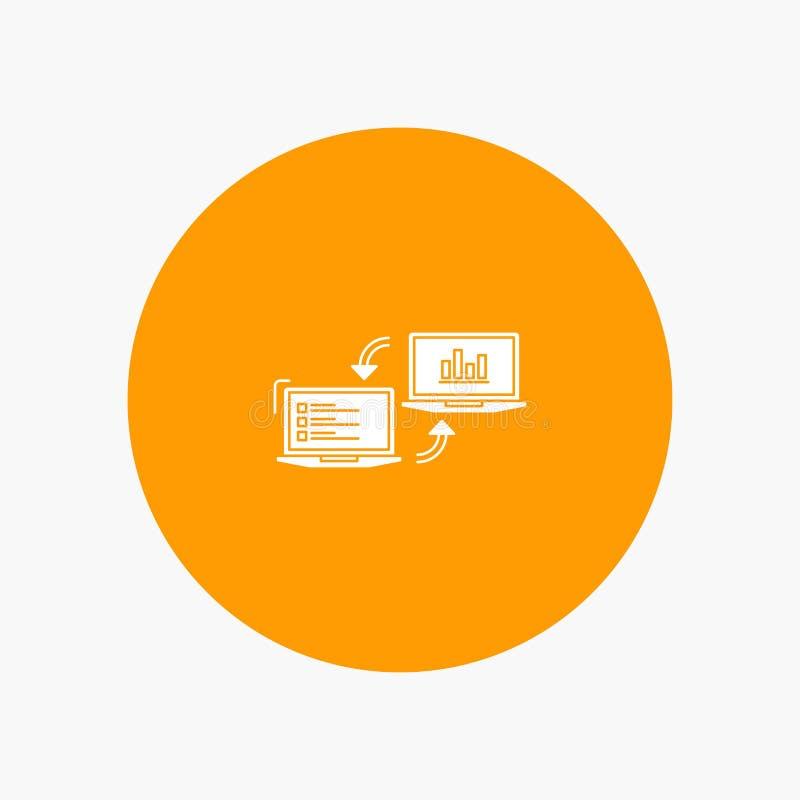 Austausch, Geschäft, Completers, Verbindung, Daten, Informationen stock abbildung