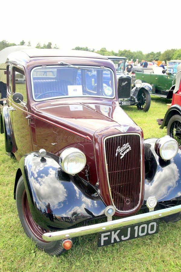 Austin Big Seven 1938 stockbild