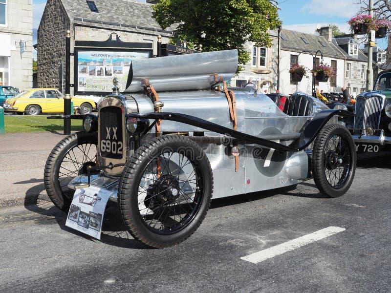Austin 7, `Brooklands Super-sports` car. stock photos