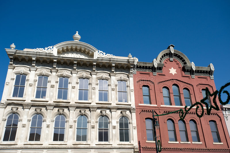 Download Austin buildings stock image. Image of facades, sixth - 8585857