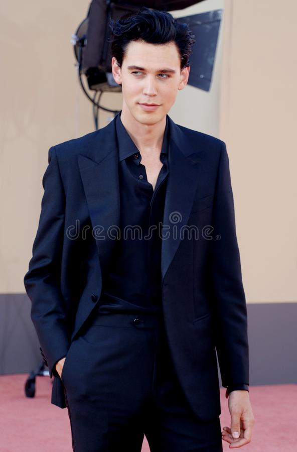 Austin Butler royalty free stock images