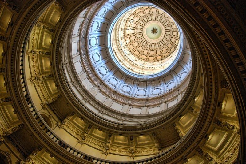 Austin Campidoglio, il Texas fotografie stock libere da diritti