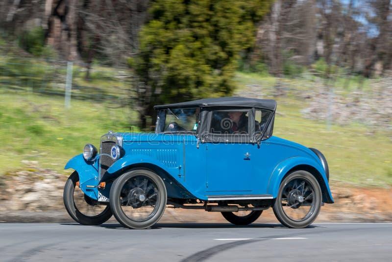 1932 Austin 7 Chummy terenówka zdjęcie royalty free