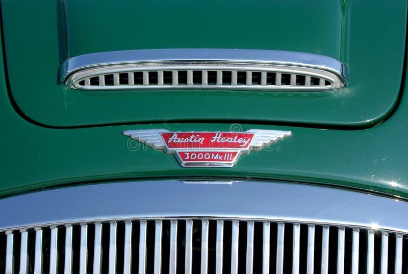 Austin-Healey 3000 Mk III foto de stock