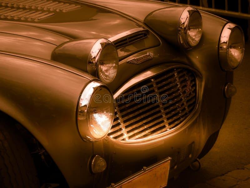 Austin Healey Mk Ja, 1959 fotografia stock