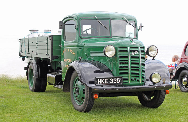 Download Austin Milk Lorry editorial image. Image of lorry, delivery - 25947535